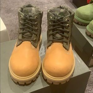 Brand New Timberland Boots